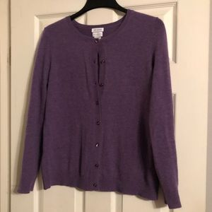 Jaclyn Smith Cashmere Sweater